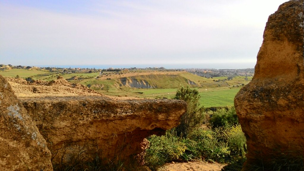 Valle dei Templi ad Agrigento