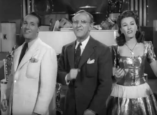 Babbitt Kyser Simms 1941 Playmates