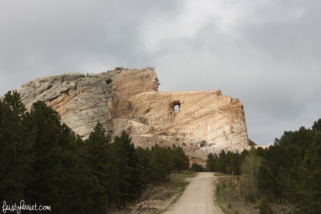 MidWestRoadTrip_Crazy Horse Memorial_feistyharriet_June 2015 (1)