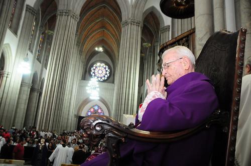 Cardeal Dom Paulo Evaristo Arns