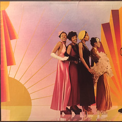 THE POINTER SISTERS:THE POINTER SISTERS(JACKET C)