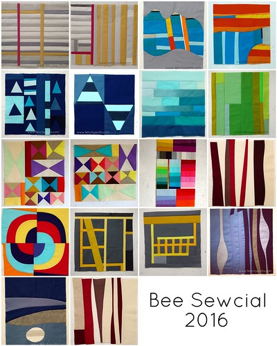 Bee Sewcial 2016