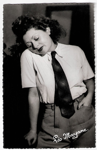 Léo Marjane (1912-2016)