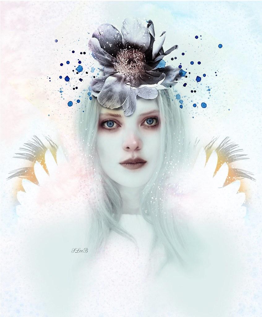 Celestial Snow Maiden