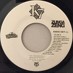 K7:ZUNGA ZENG(LABEL SIDE-B)