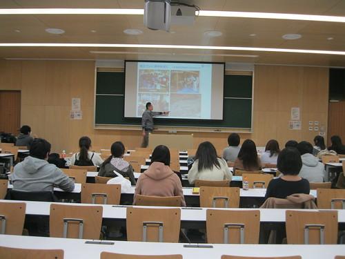 161216_17立正大学防災教室(撮影:VC)