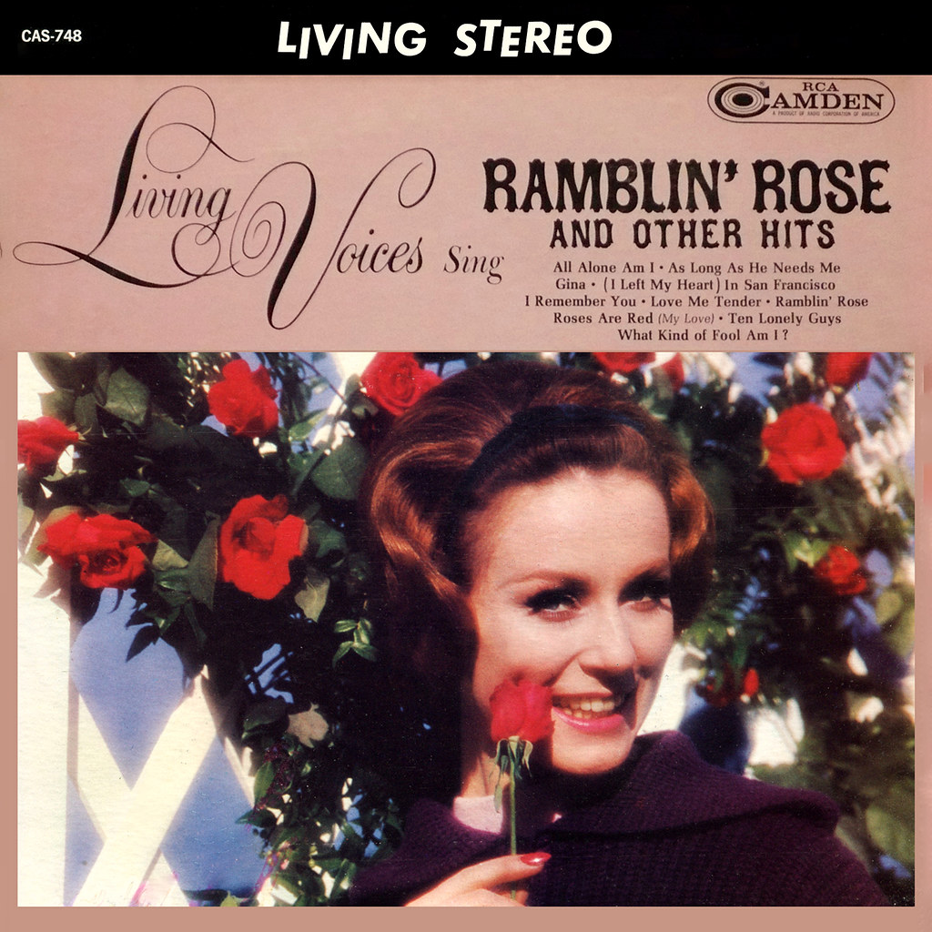 Living Voices - Ramblin' Rose and other Hits