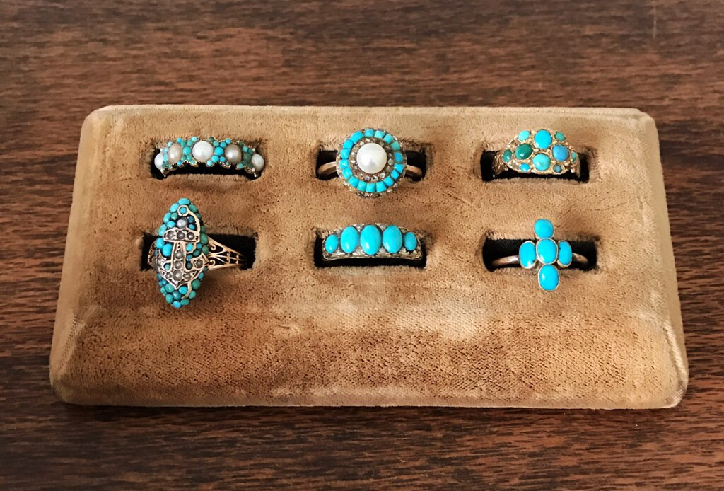 Turquoise_Row Collection