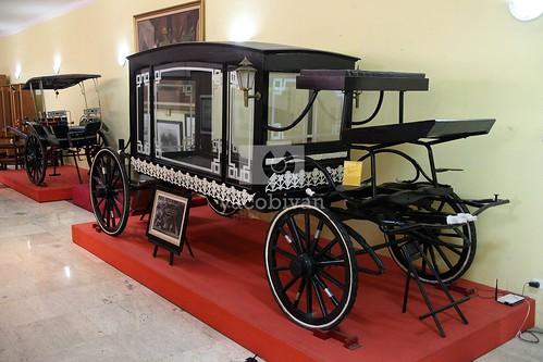 Replika Kereta Jenazah