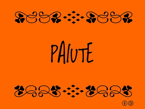 Paiute (Indigenous Peoples A-Z)
