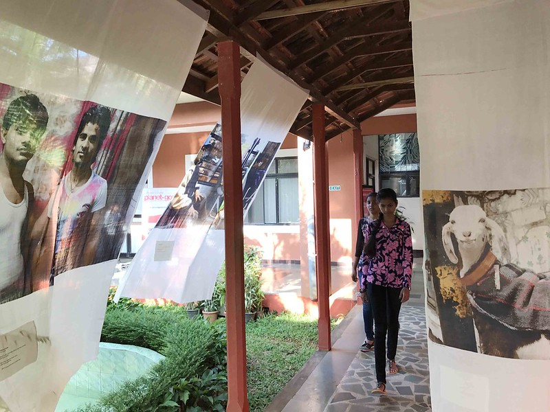 Photo Essay – 'Somewhere in Delhi' Exhibition, Goa