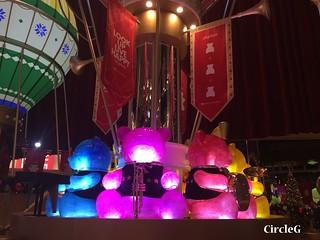 CIRCLEG 香港 太古 鰂魚涌 太古城 TAIKOO Cityplaza 熱氣球 2016聖誕 遊記 聖誕 2016  (2)