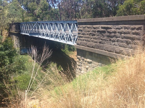 Old Lower Plenty Road bridge, Lower Plenty