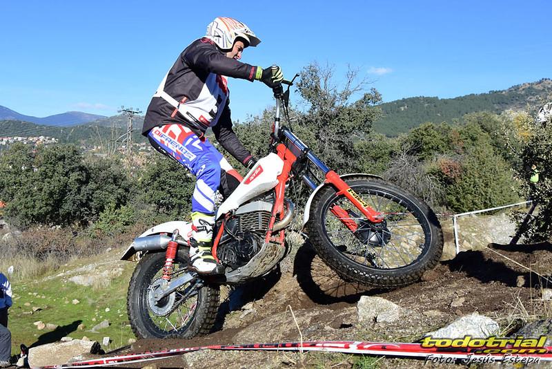 Trial Clásicas Collado Mediano 2016, Trofeo Madrileño