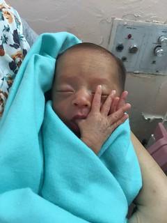 Newborn Zafeer