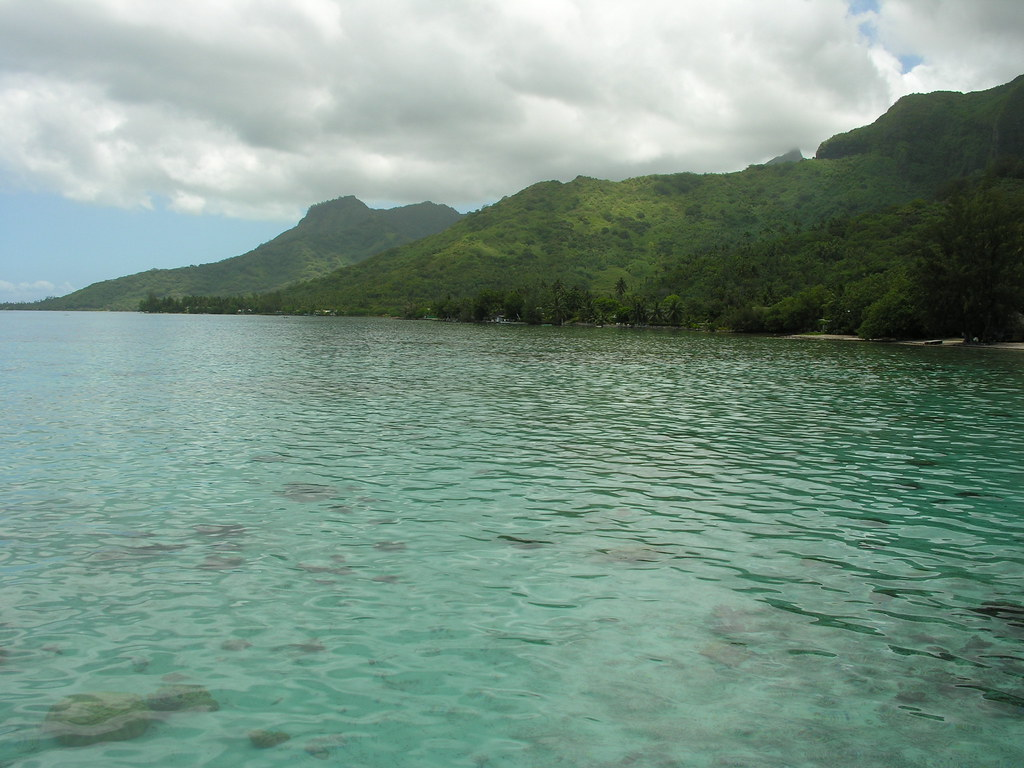 Mo'orea – The Island Of Love