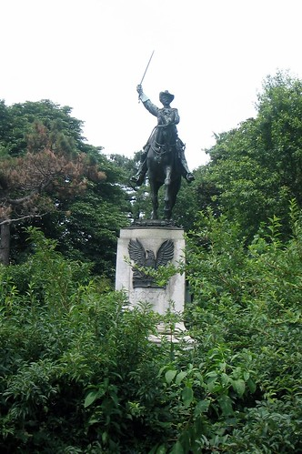 Brooklyn - Prospect Heights: Grand Army Plaza - General Henry Warner Slocum statue | by wallyg