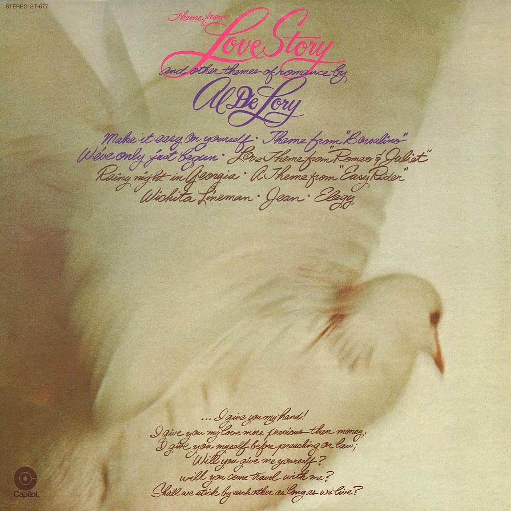 Al De Lory - Love Story