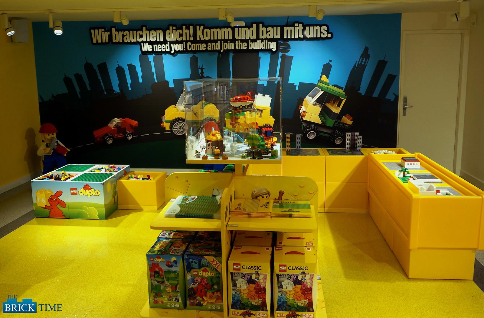 LEGO Store Berlin Second Floor