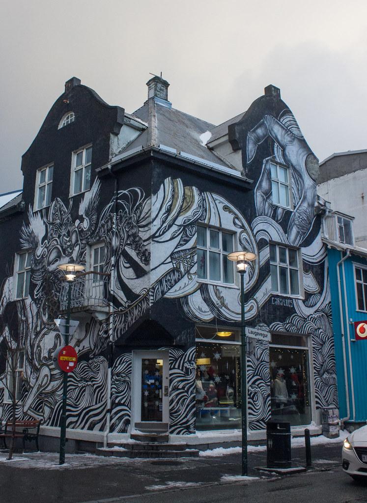 Isey, Reykjavik