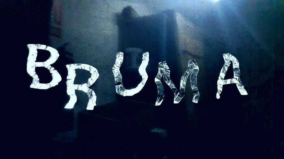 Bruma instalación audiovisual - diciembre 2016