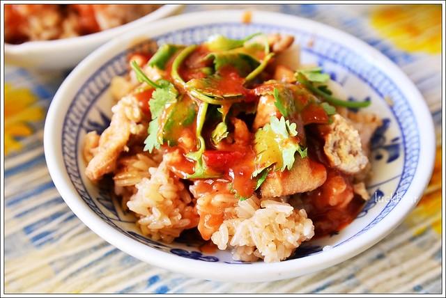 羅東幽靈油飯魚丸湯DSC_8711