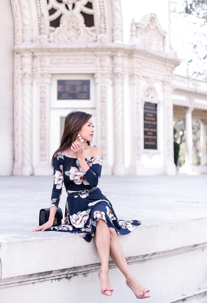 san diego balboa park photography elegant outfit