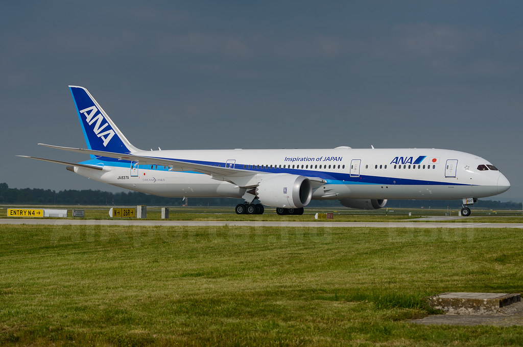 Újabb 787-hajtóműhiba jelentkezett, most az ANA flottájában