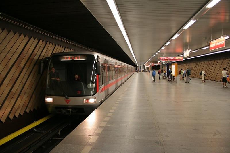 metro praga-Ikerlan