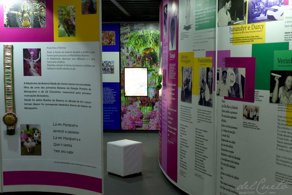 Centro de Memória Verde e Rosa.