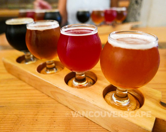 Vancouver Brewery Tour/Brassneck Brewery