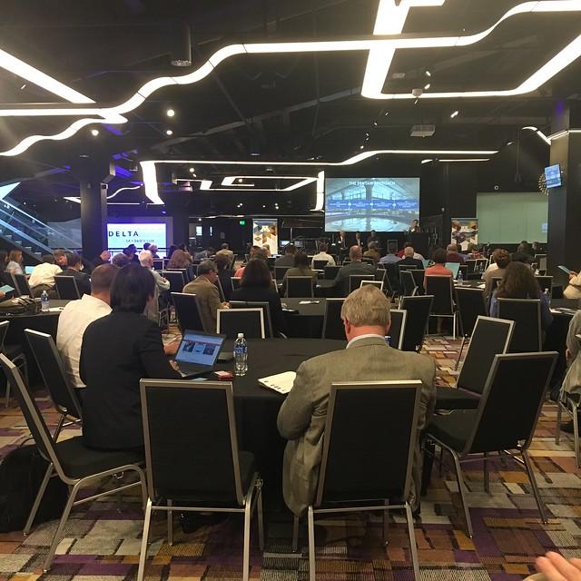 2016 Minnesota Water Technology Summit at US Bank Stadium