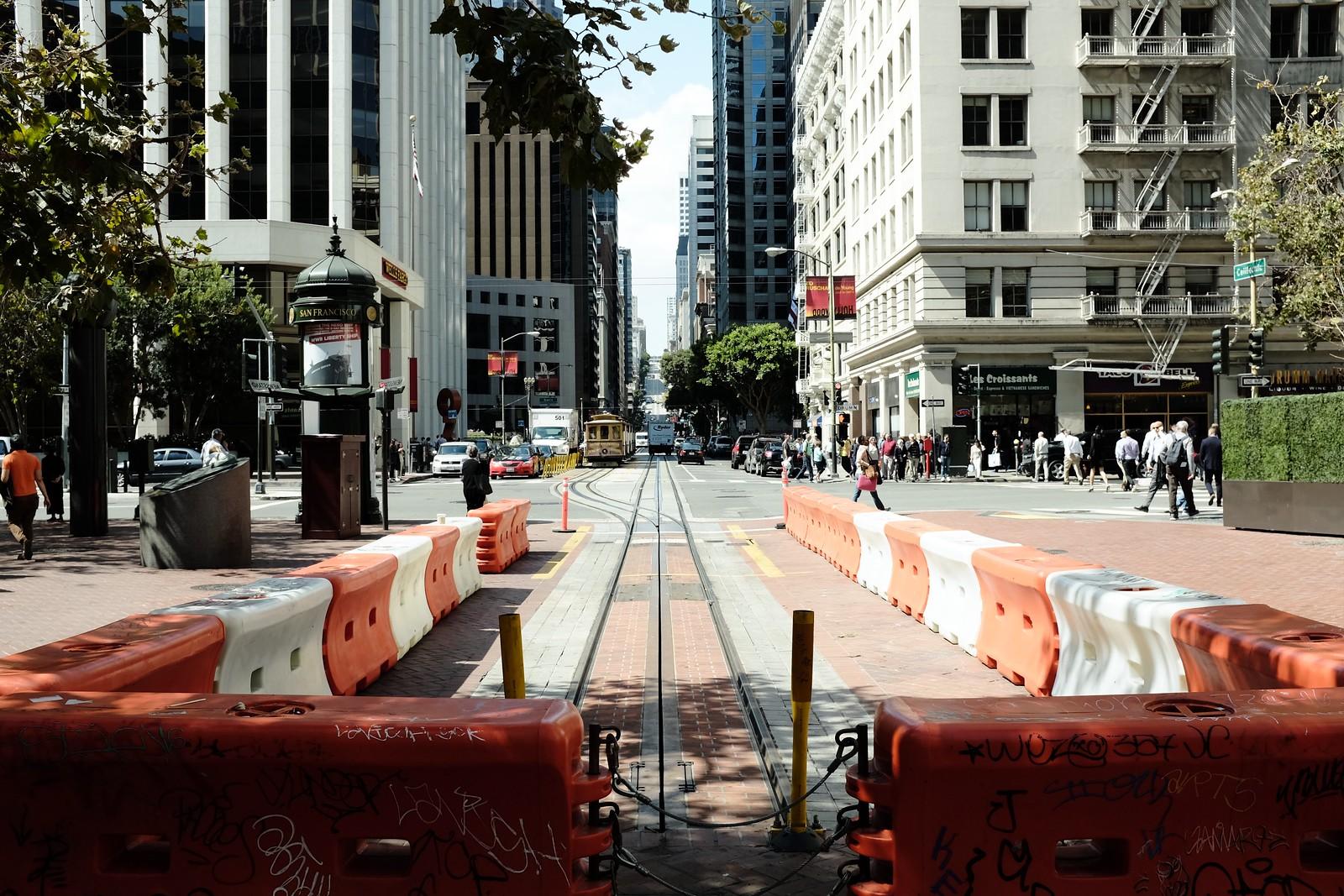 San Francisco by FUJIFILM X100S.