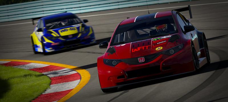 VTCC Spec Series 10 - #5 Zengo Motorsports Honda Civic WTCC 31865795525_cbe38c2972_c