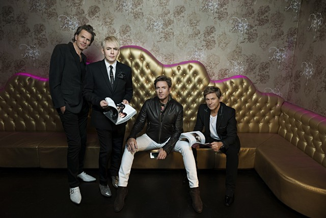 Duran Duran New Years Theater At MGM National Harbor