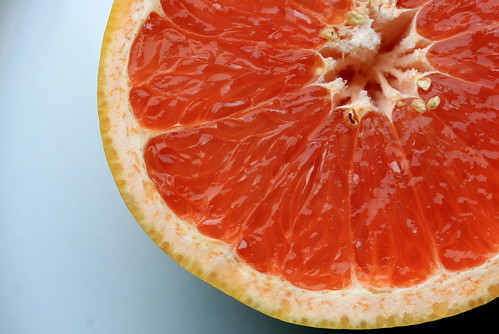 pink grapefruit | by Muffet