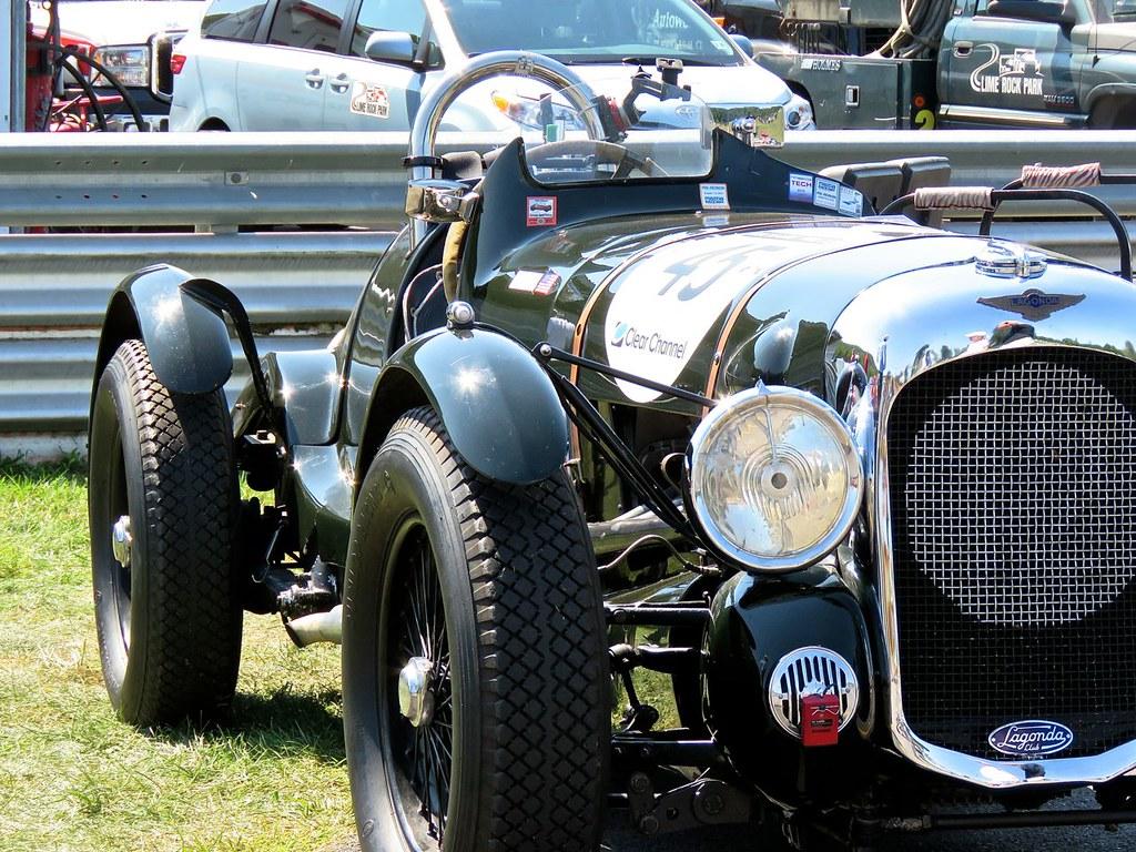 1939 Lagonda V12 Le Mans 8