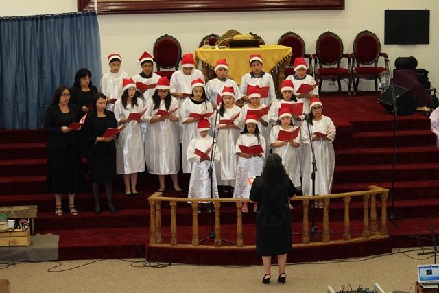 Navidad en Coelemu 2016