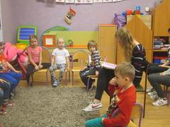Poczytaj z nami - przedszkolakami