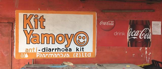 Kit Yamoyo Wall Painting