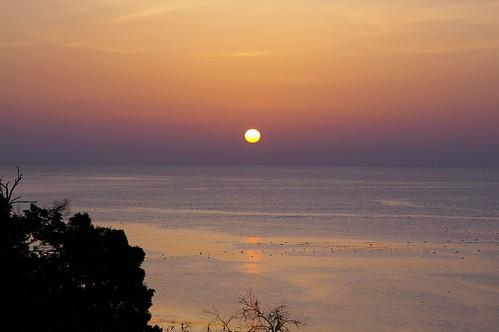 dawn in Toyama bay #6
