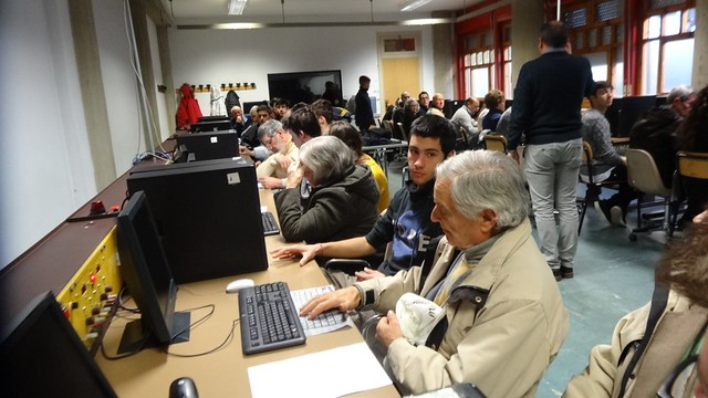 Nonni in rete, tutti giovani alle poste 2° edizione