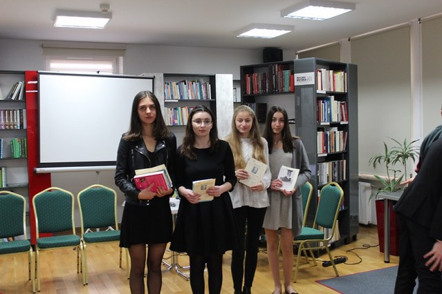 Laureaci konkursu wiedzy o Henryku Sienkiewiczu