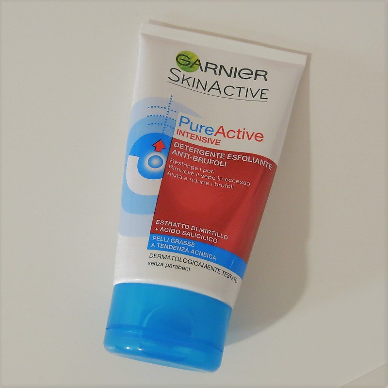 garnier pure active intensive