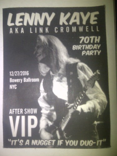 Lenny Kaye VIP Birthday after-party Bowery Ballroom-20161228-03669