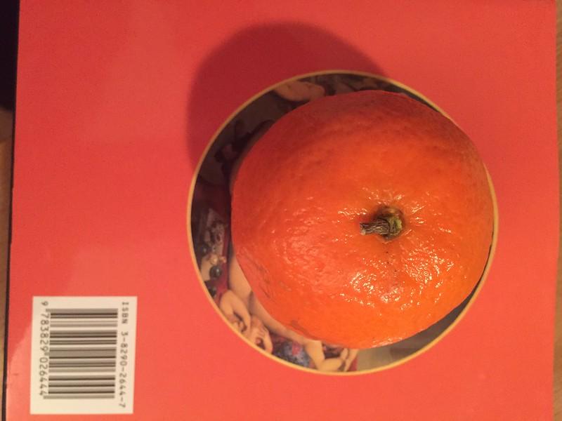 Vivid tangerine
