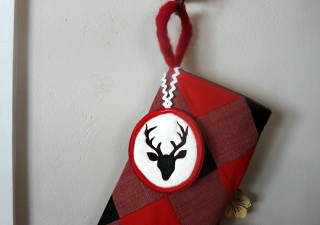 Buck Forest Ornament