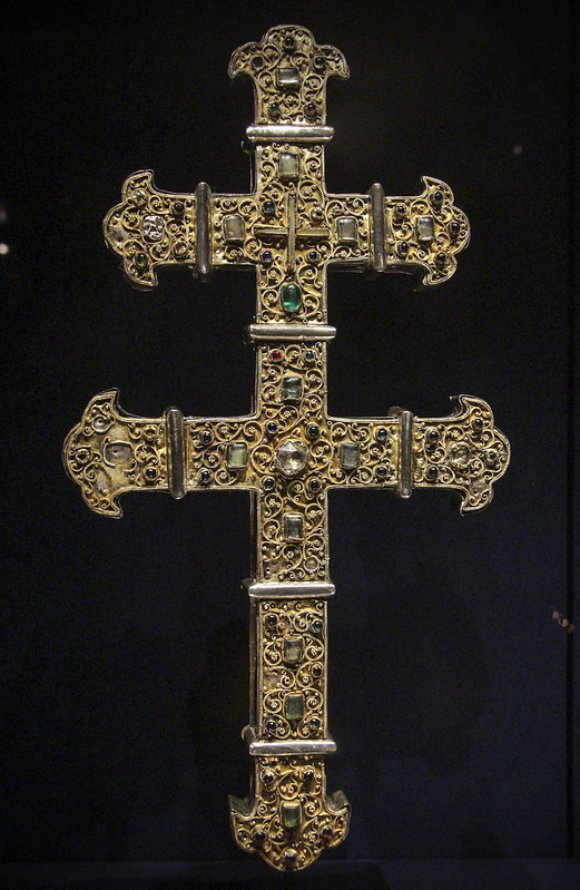 Reliquary Cross 1230