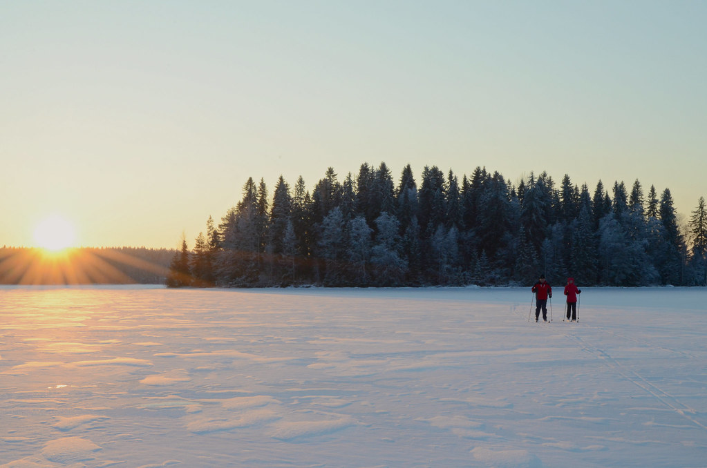 Winter Holiday in Vuokatti – Not a Bad Alternative to Crowded Lapland | Live now – dream later travel blog