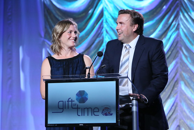 The 2015 Gift of Time Gala